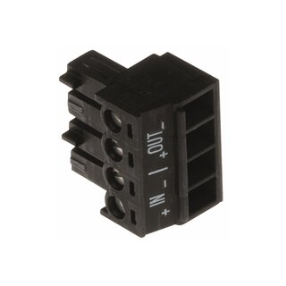 AXIS CONN A 4P3.81 STR IN/OUT Axis Anschlussblock