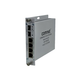 CNGE2FE4SMSPOE Gigabit Switch